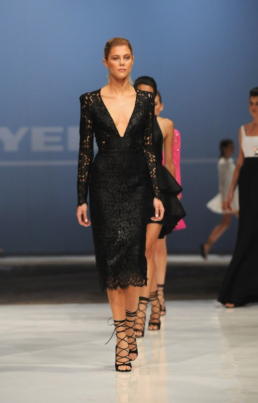 Myer Spring 2015 Fashion Launch - Runway-4