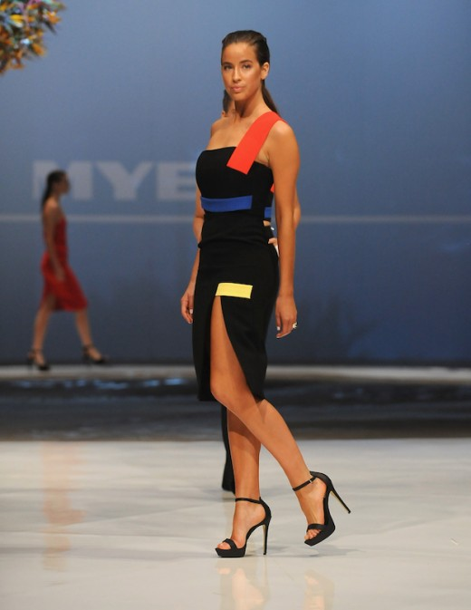 Myer Spring 2015 Fashion Launch - Runway-5