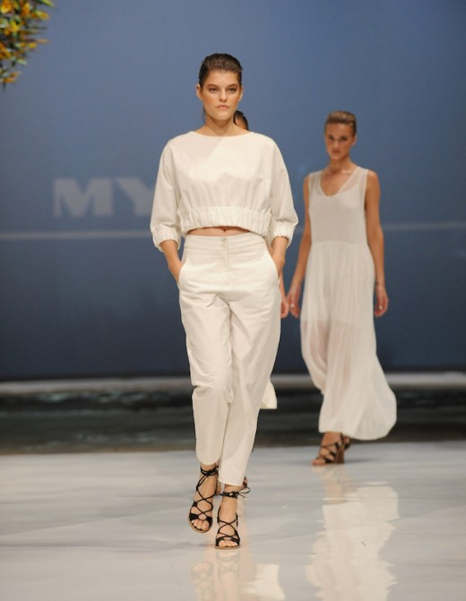 Myer Spring 2015 Fashion Launch - Runway-8
