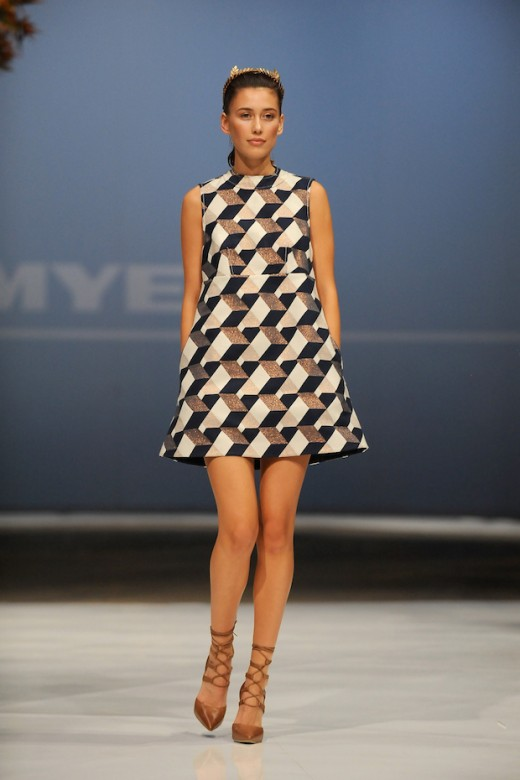 Myer Spring 2015 Fashion Launch - Runway-1