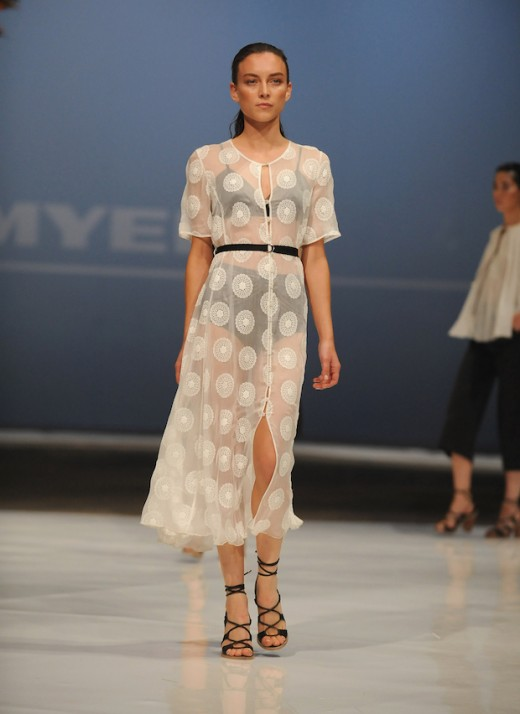 Myer Spring 2015 Fashion Launch - Runway-2