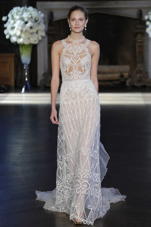 Alon Livne White 2016 Fall Bridal Collection 1