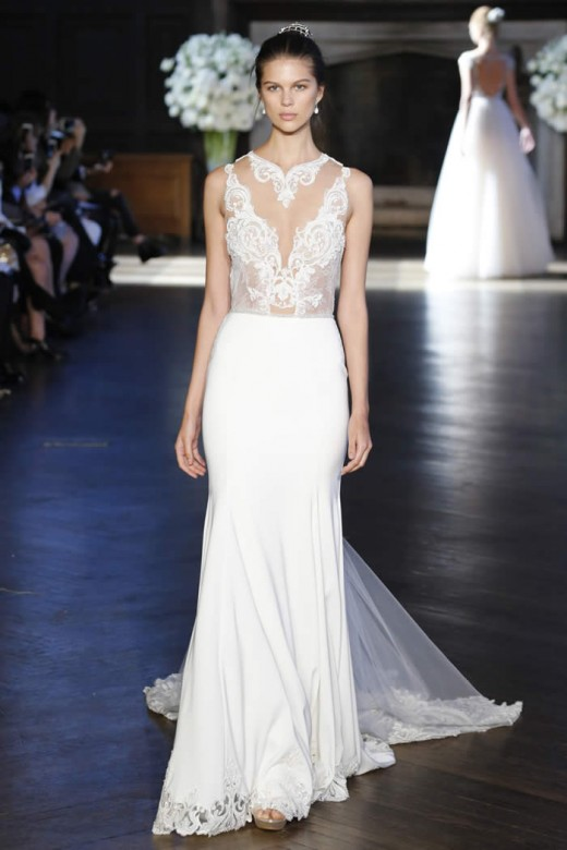 Alon Livne White 2016 Fall Bridal Collection 7