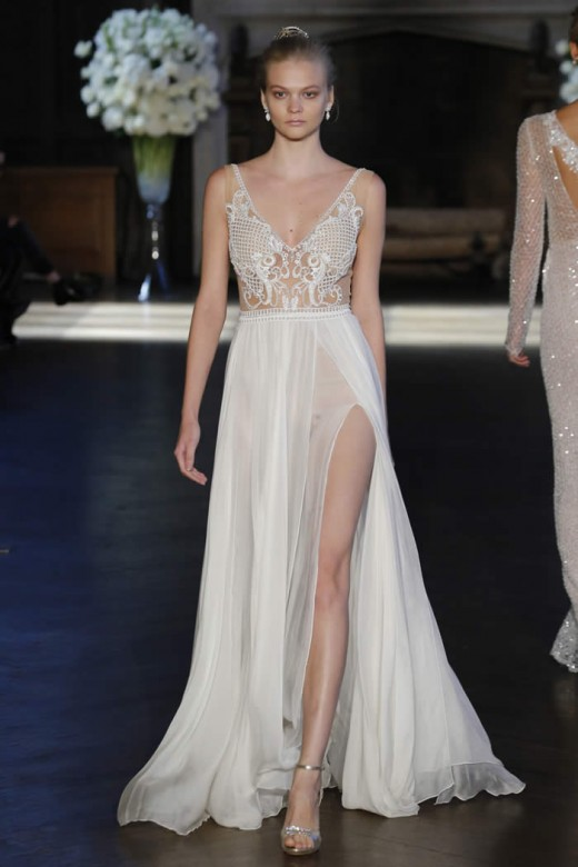 Alon Livne White 2016 Fall Bridal Collection 8