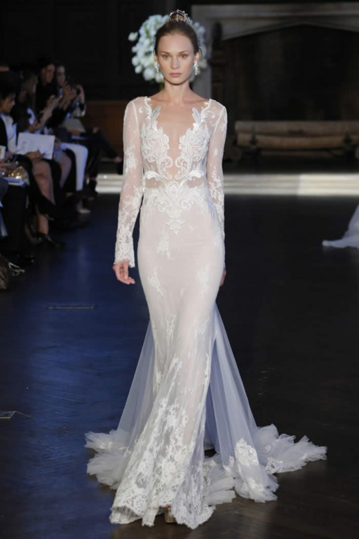 Alon Livne White 2016 Fall Bridal Collection 9