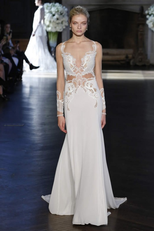 Alon Livne White 2016 Fall Bridal Collection 2