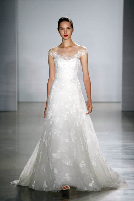 Amsale 2016 Fall Bridal Collection 09