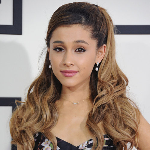 Ariana Grande Beautiful Hairstyle