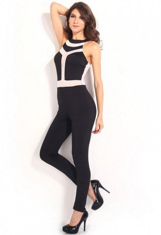 Latest Body Suit Look For Women 2015 03
