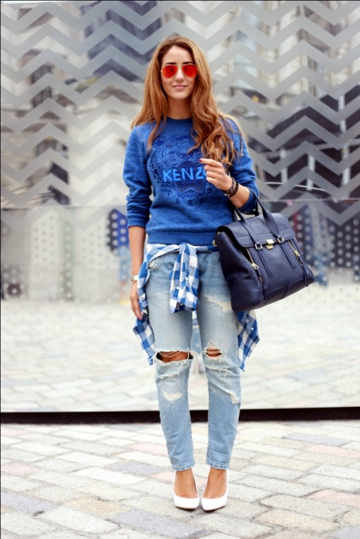 Latest Street Fashion In American For Women 05