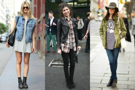 Latest Street Fashion In American For Women 09