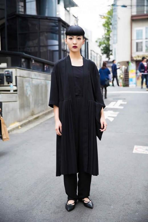 Tokyo Fashion week Street Style 10