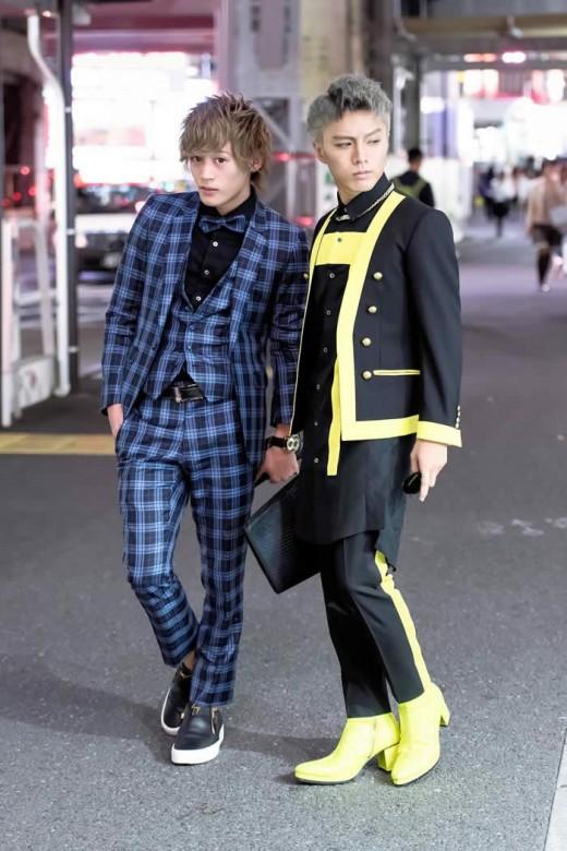 Tokyo Fashion week Street Style 02