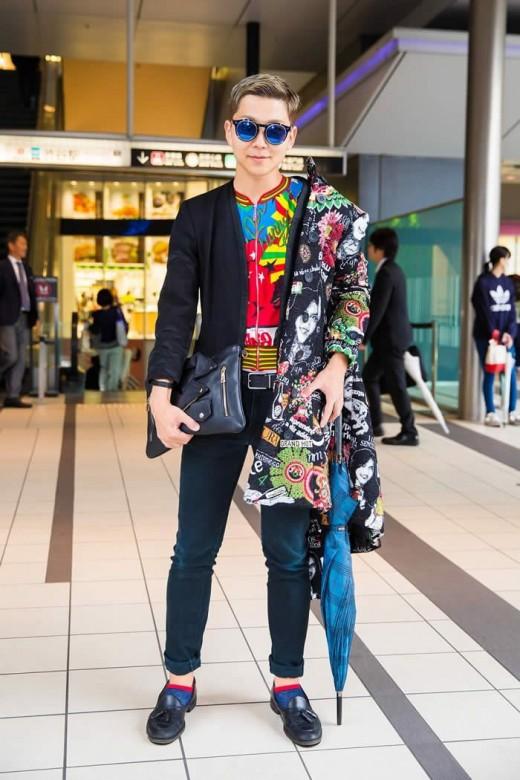 Tokyo Fashion week Street Style 01