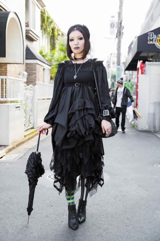 Tokyo Fashion week Street Style 08