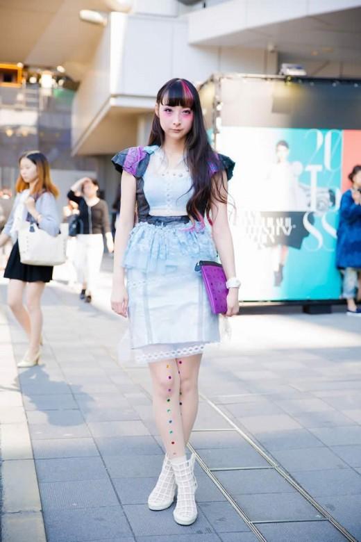 Tokyo Fashion week Street Style 07