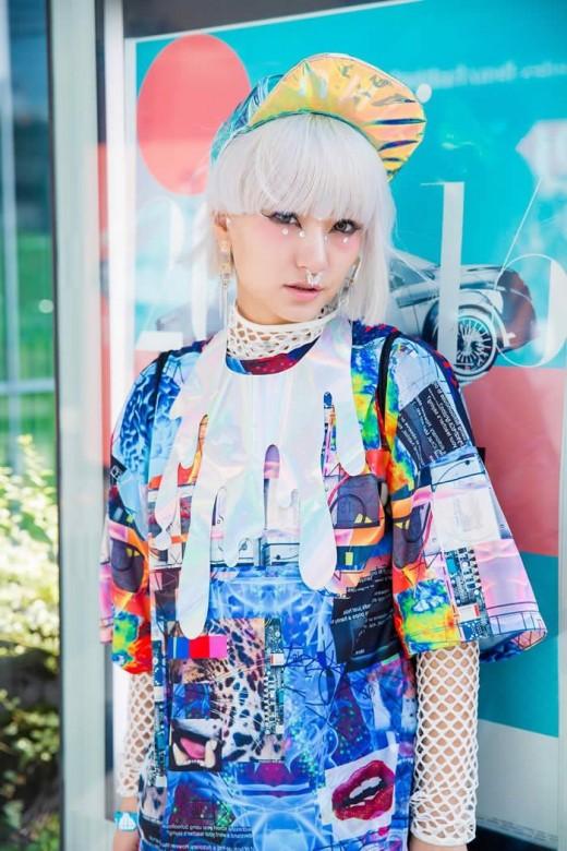 Tokyo Fashion week Street Style 06