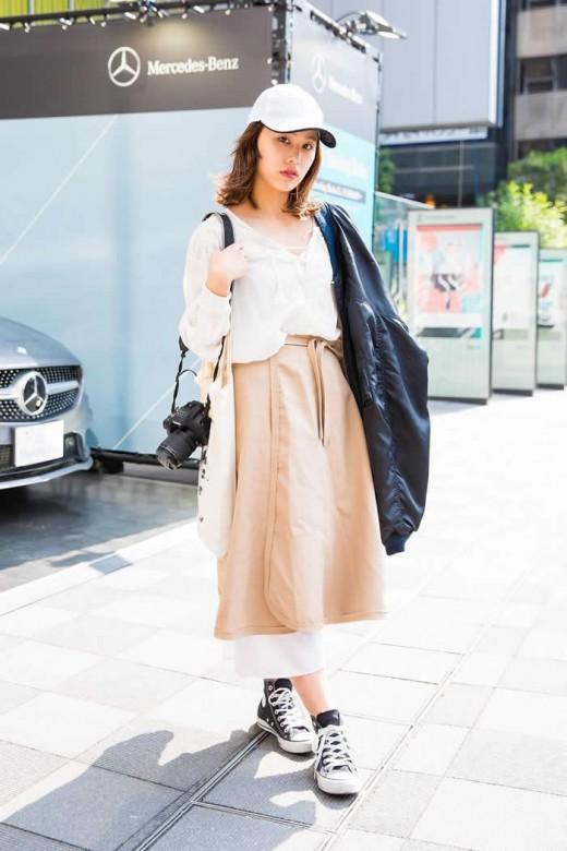 Tokyo Fashion week Street Style 05