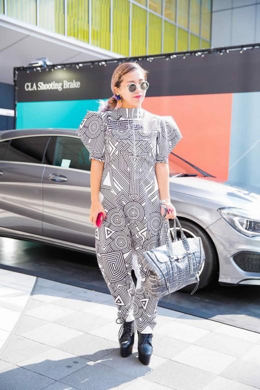 Tokyo Fashion week Street Style 04
