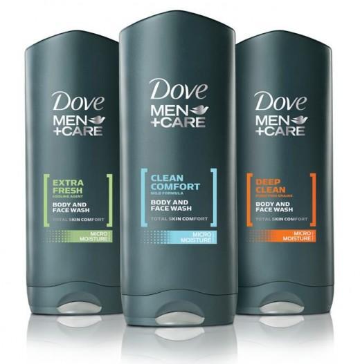 Dove Men Care Hydrate Face Wash
