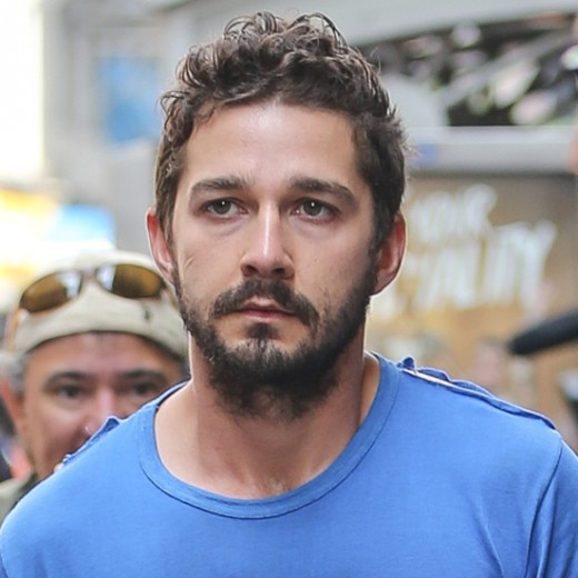 Shia LaBeouf spotted walking free after spend night in jail in New York City
