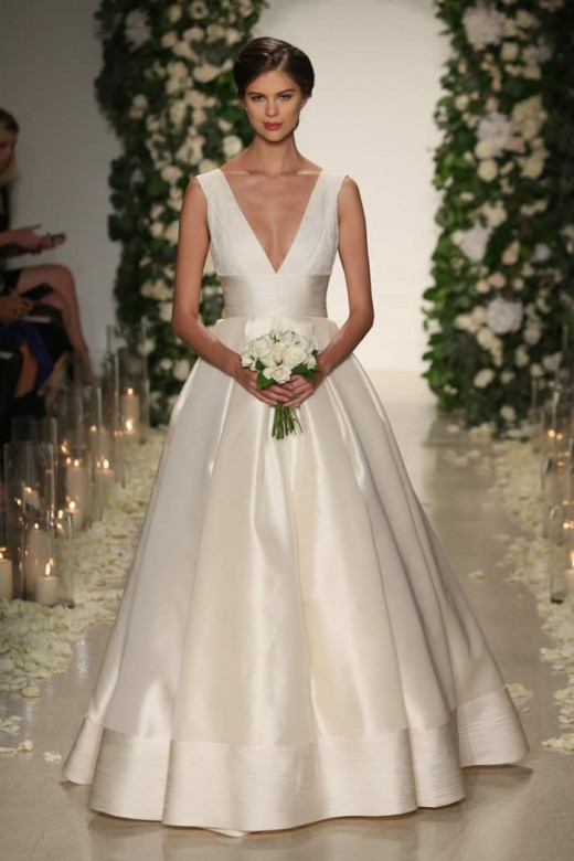 Anne Barge 2016 Fall Bridal Collection 09