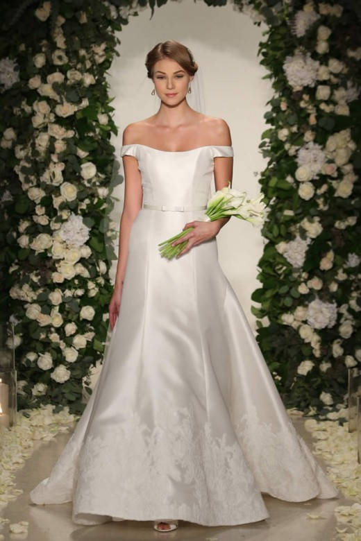 Anne Barge 2016 Fall Bridal Collection 07