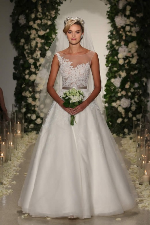 Anne Barge 2016 Fall Bridal Collection 06