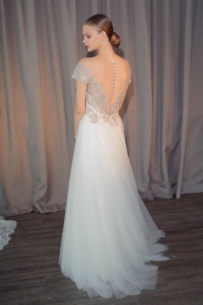 Bridal Dresses with Gorgeous back