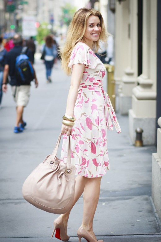 Colorful Summer Floral Dresses
