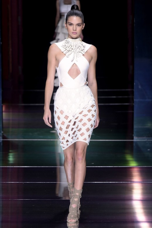 Kendall Jenner's Runway Evolution in Pictures (11)