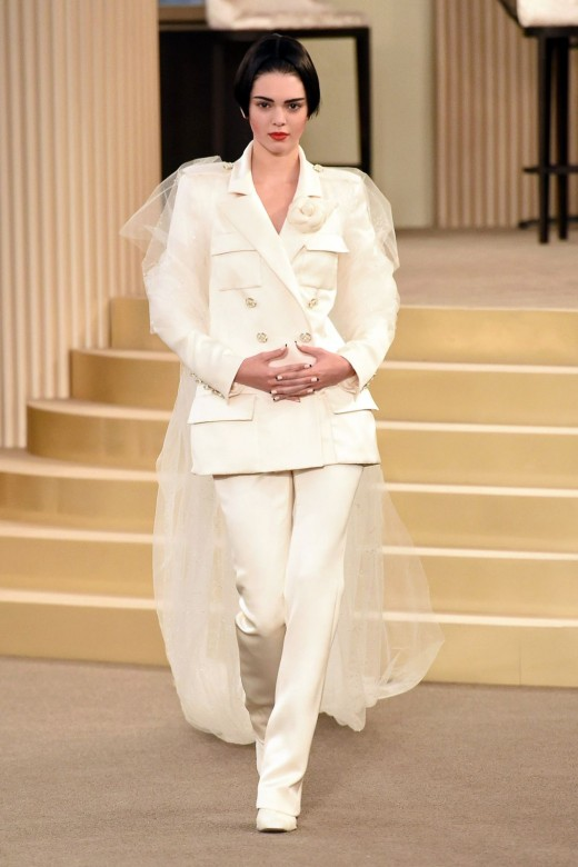 Kendall Jenner's Runway Evolution in Pictures (14)