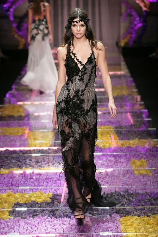 Kendall Jenner's Runway Evolution in Pictures (18)