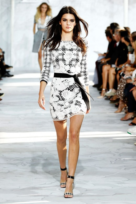 Kendall Jenner's Runway Evolution in Pictures (2)
