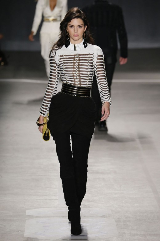 Kendall Jenner's Runway Evolution in Pictures (8)