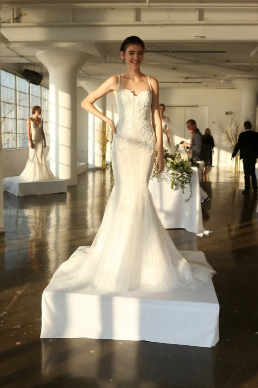 Marchesa Fall Bridal Collection 2016 8