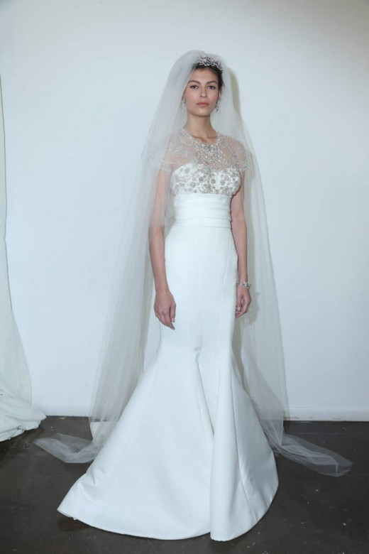Marchesa Fall Bridal Collection 2016 10