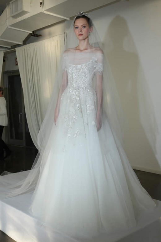Marchesa Fall Bridal Collection 2016 2