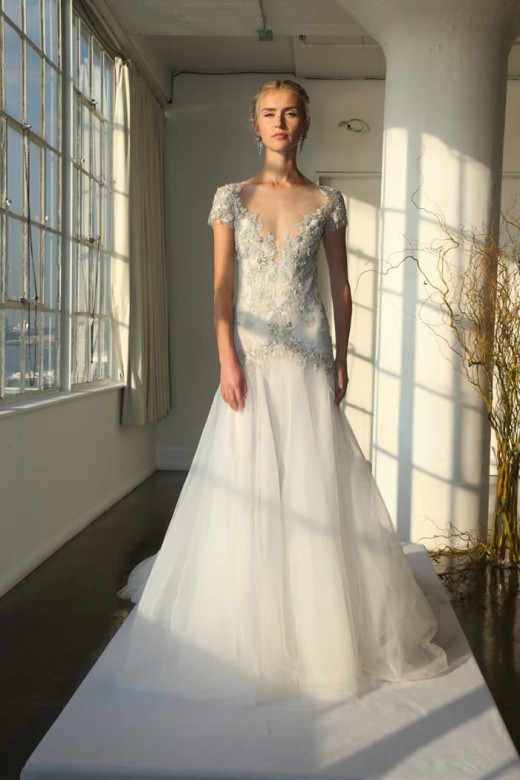 Marchesa Fall Bridal Collection 2016 3