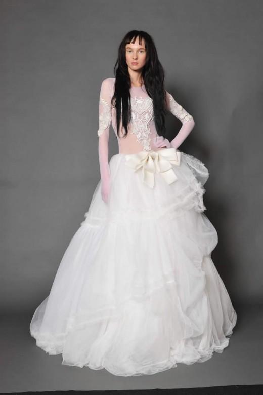 Vera Wang 2016 Fall Bridal Collection 03