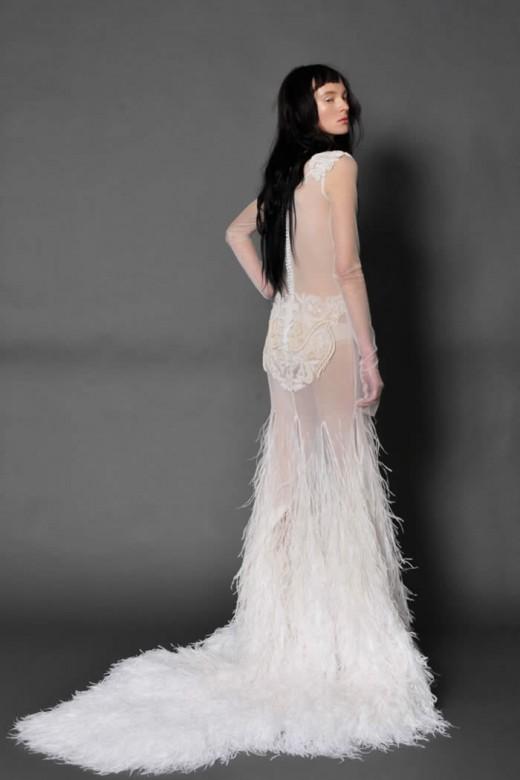 Vera Wang 2016 Fall Bridal Collection 09