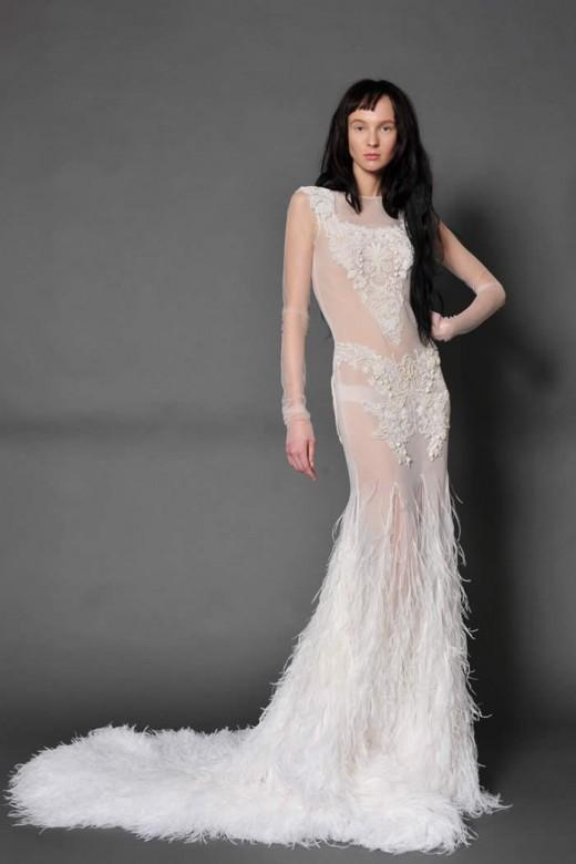 Vera Wang 2016 Fall Bridal Collection 08