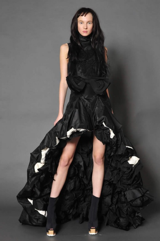 Vera Wang 2016 Fall Bridal Collection 07
