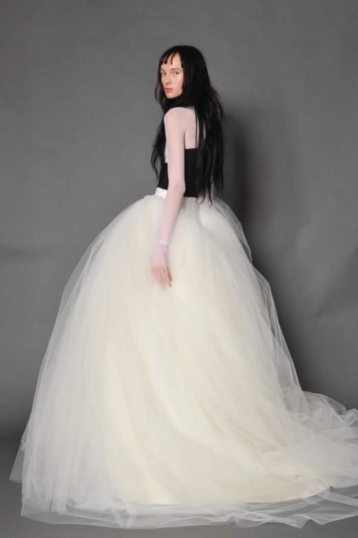 Vera Wang 2016 Fall Bridal Collection 06