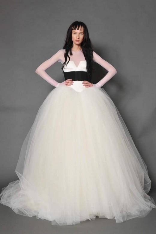 Vera Wang 2016 Fall Bridal Collection 05