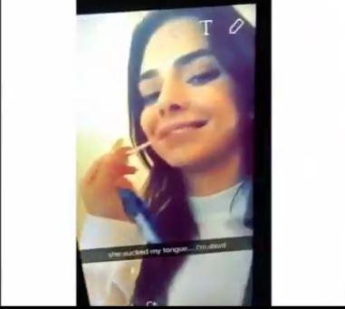 Jenner SnapChat Video