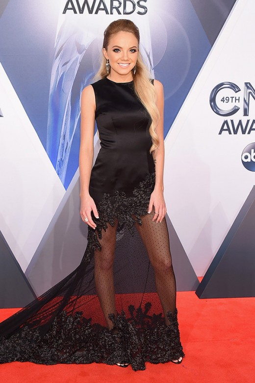 Danielle Bradbery CMA Awards 2015