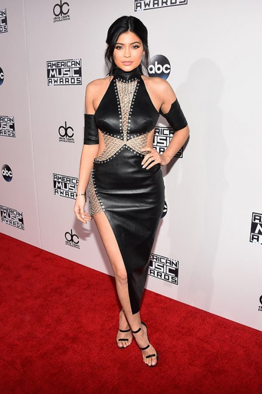 2015 American Music Awards Best Dressed