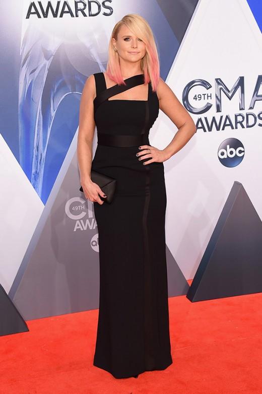 Miranda Lambert CMA Awards 2015
