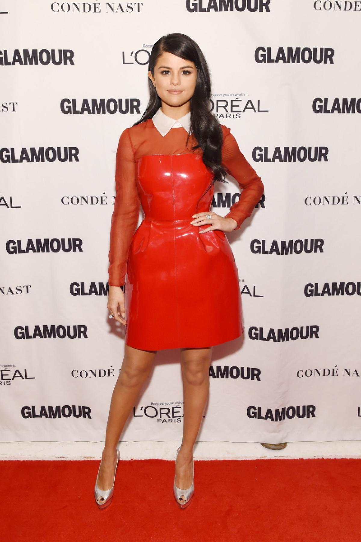 Selena Gomez 'Glamour' Women Of The Year Awards 2015 Pictures